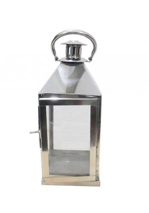 5.25 Inches Stainless Steel Candle Lantern