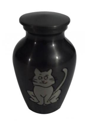 Character Cat Keepsake Urn