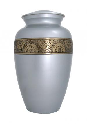Daisy Chain Adult Urn for Human Ashes