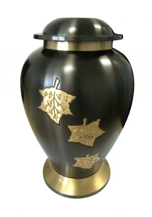 Dove Falling Leaves Adult Urn