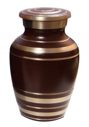 Mini Elite Garnet Red Keepsake Urn for Ashes