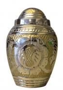 Empire Dome Top Keepsake Urn