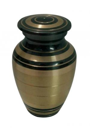 Gold Palace Small Keepsake Urn