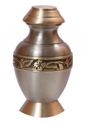 Small Keepsake Urn Guardian Angel Classic