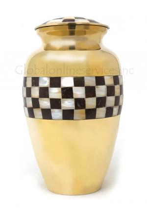 Large Cremation Urn Adult for Human Ashes