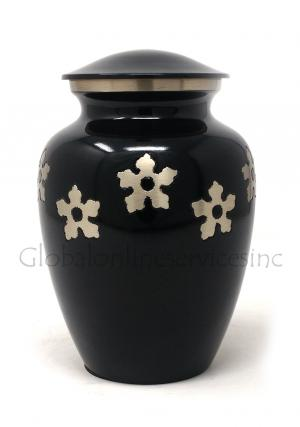 Medium Forget-me-not Cremation Urn