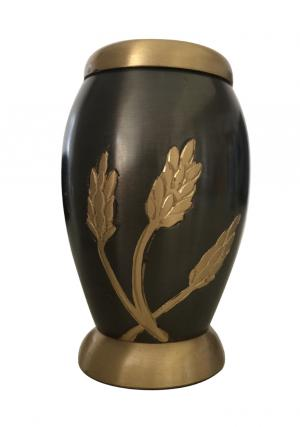 Monarch Wheat Keepsake Urn
