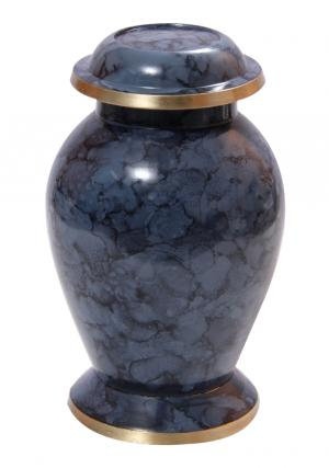 Small Memorial Classic Mulberry Keepsake Urn Ashes