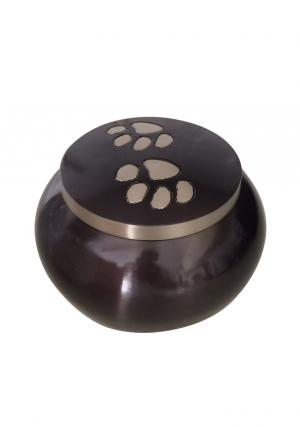 Paw Print Pet Urn - Dog/Cat Urn