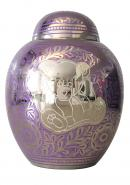 Teddy Bear Child Urn for Ashes