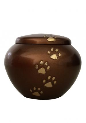 York Brown Memorial Pet Urn